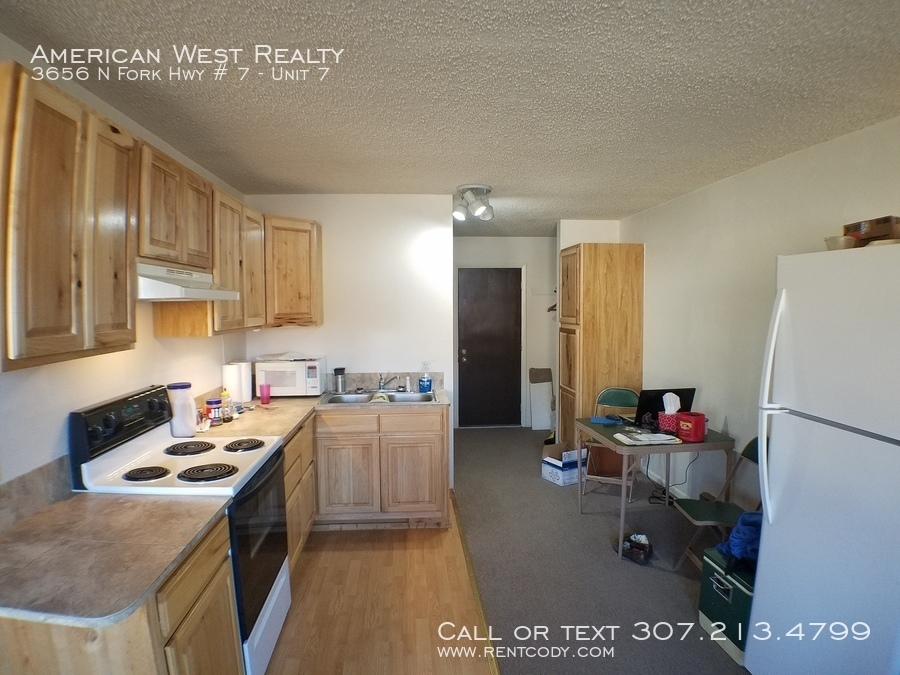 Apartment for Rent in Cody