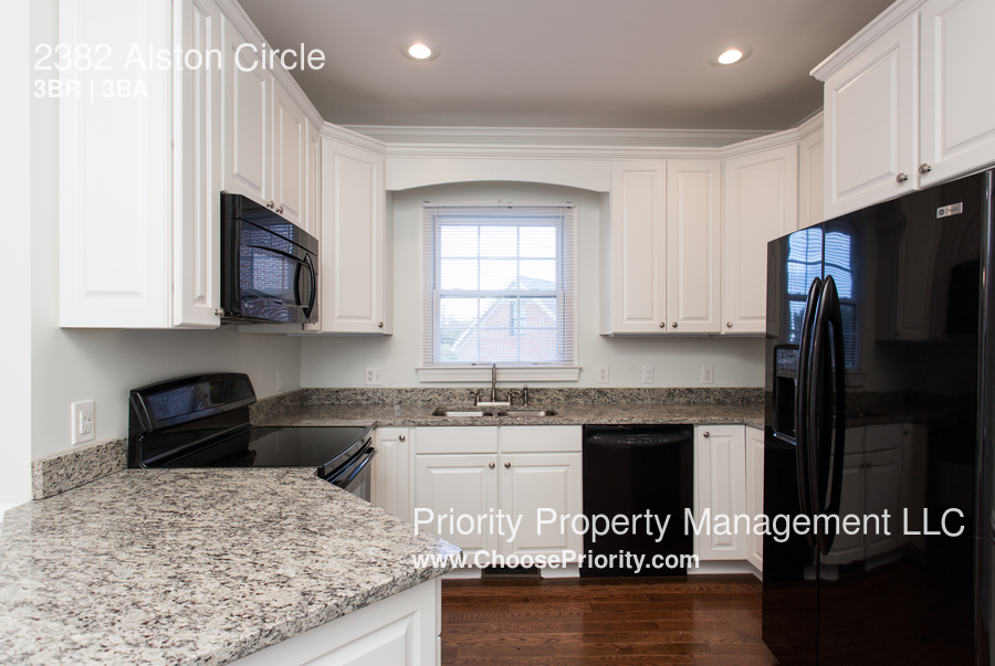 2382 Alston Circle Gorgeous 3 Bed 2.5 Bath 2 Story Home located in Chatham Square