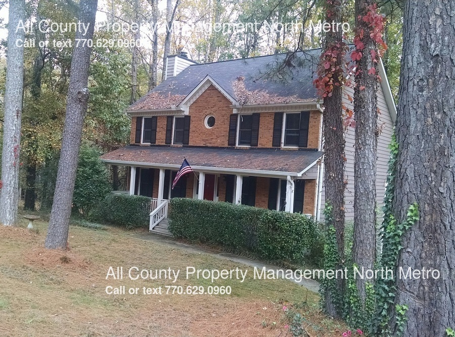Pet Friendly for Rent in Alpharetta