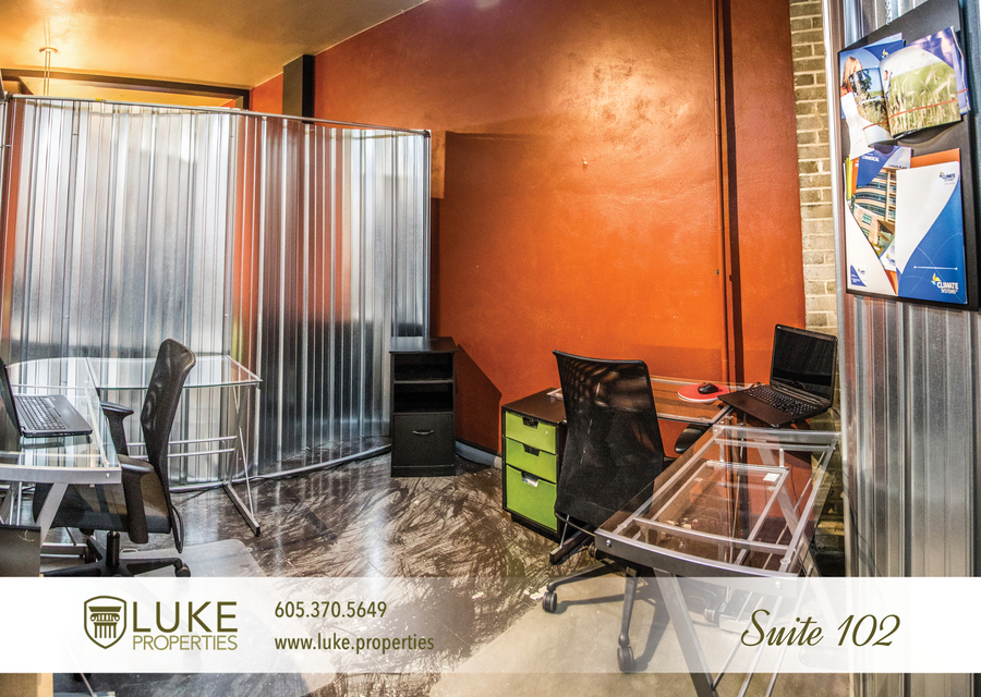 Luke properties office space for rent sioux falls 102