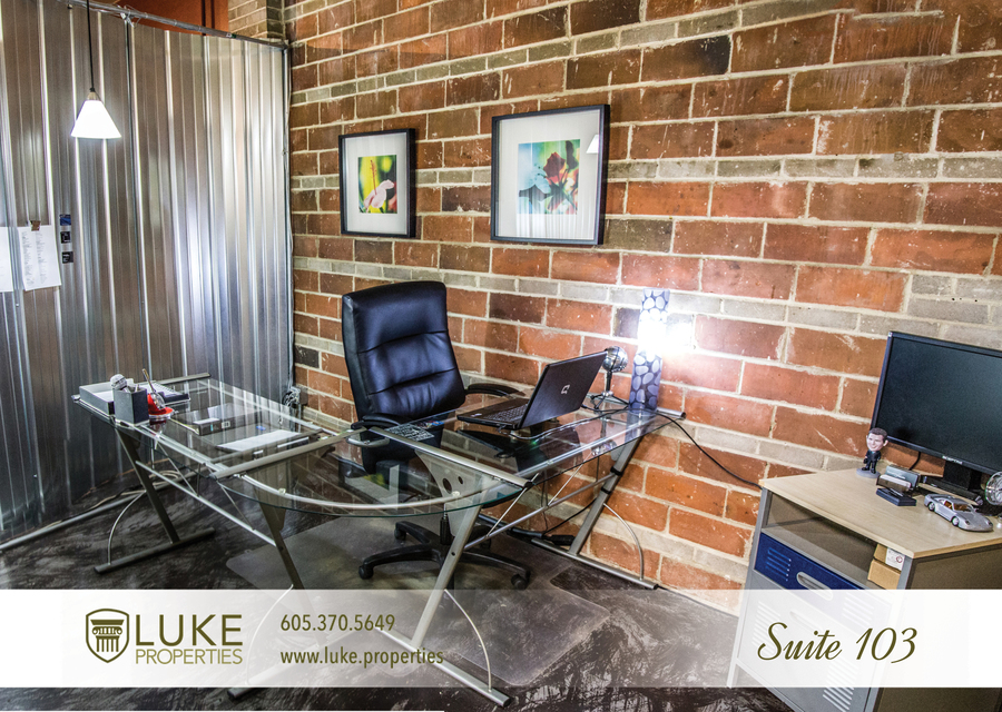 Luke properties office space for rent sioux falls 103
