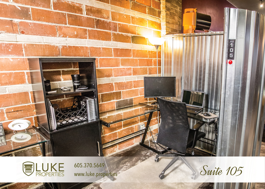 Luke properties office space for rent sioux falls 105