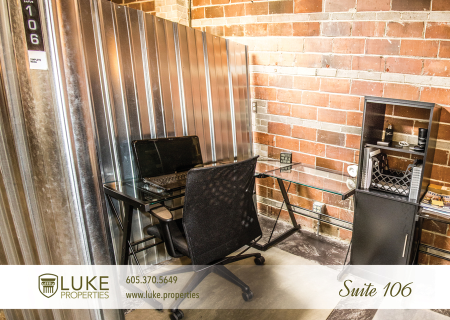 Luke properties office space for rent sioux falls 106