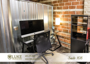 Luke properties office space for rent sioux falls 108
