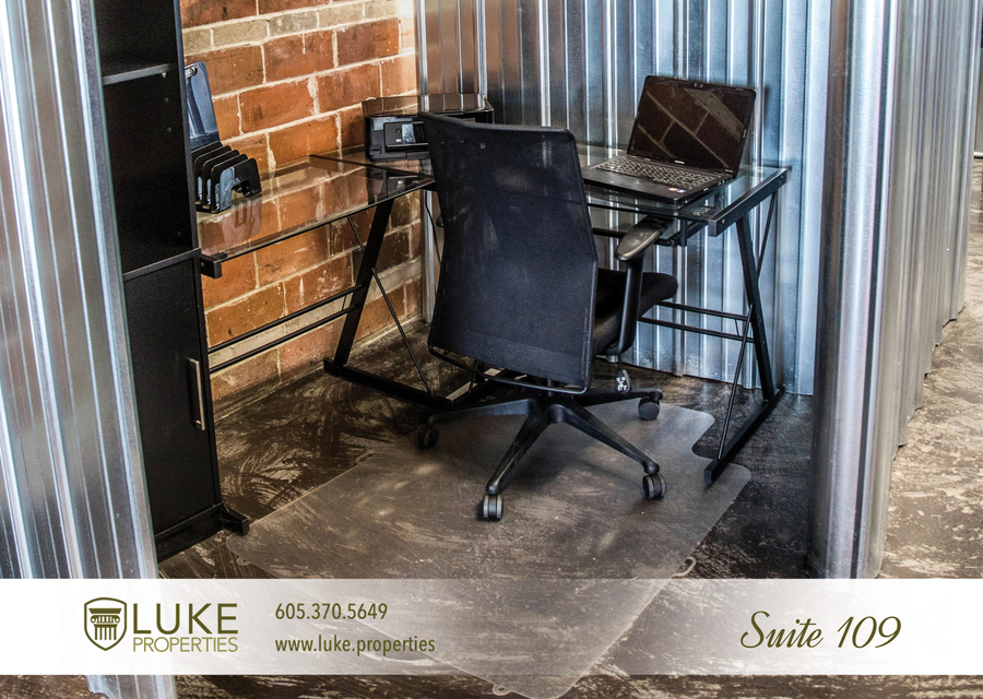 Luke properties office space for rent sioux falls 109