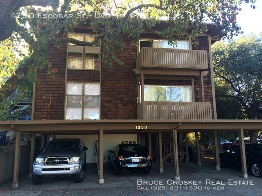 Apartment for Rent in Martinez