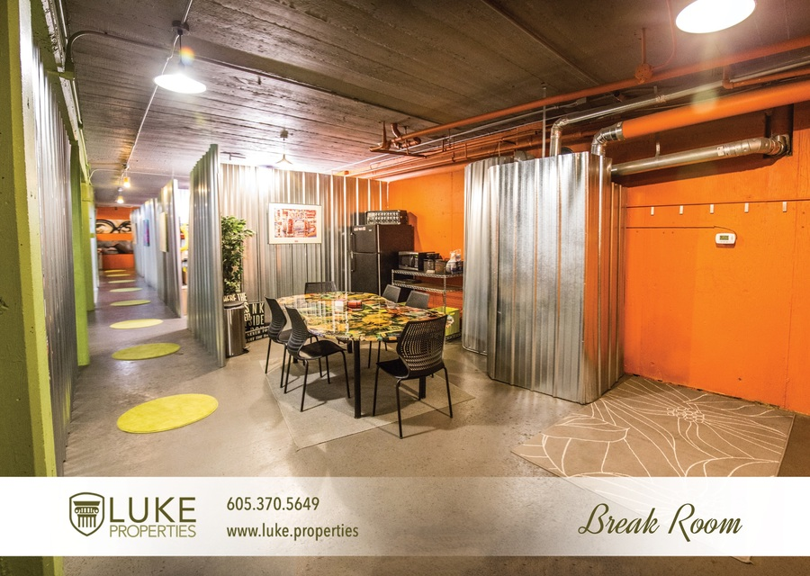 Luke properties office space for rent sioux falls 9