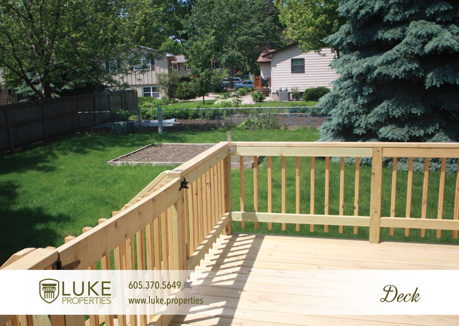 Luke properties 809 s kennedy ave sioux falls sd 57103 house for rent 2 3