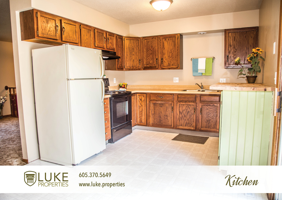 Luke properties 809 s kennedy ave sioux falls sd 57103 house for rent 4