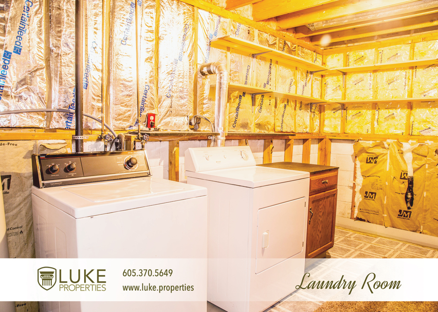 Luke properties 809 s kennedy ave sioux falls sd 57103 house for rent 13