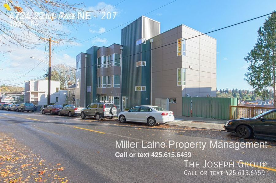 4724 22nd Ave NE 4724 Unit 207