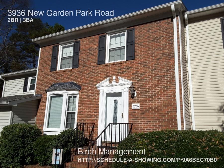 Greensboro 2 Bedroom Rental At 3936 New Garden Park Rd Greensboro Nc 27410 900 Apartable