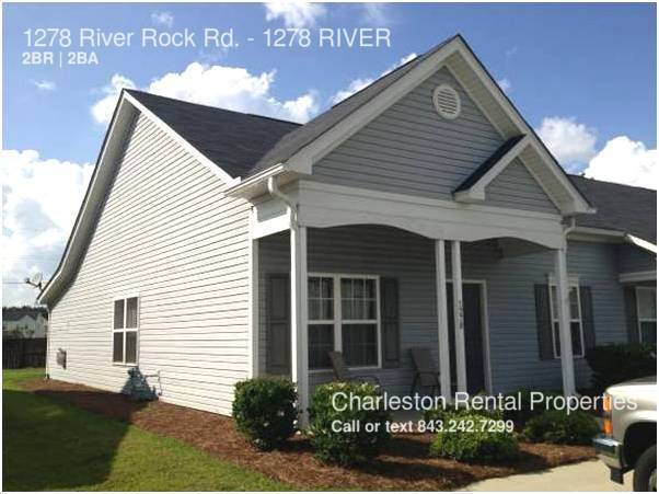 Townhouse for Rent in Hanahan