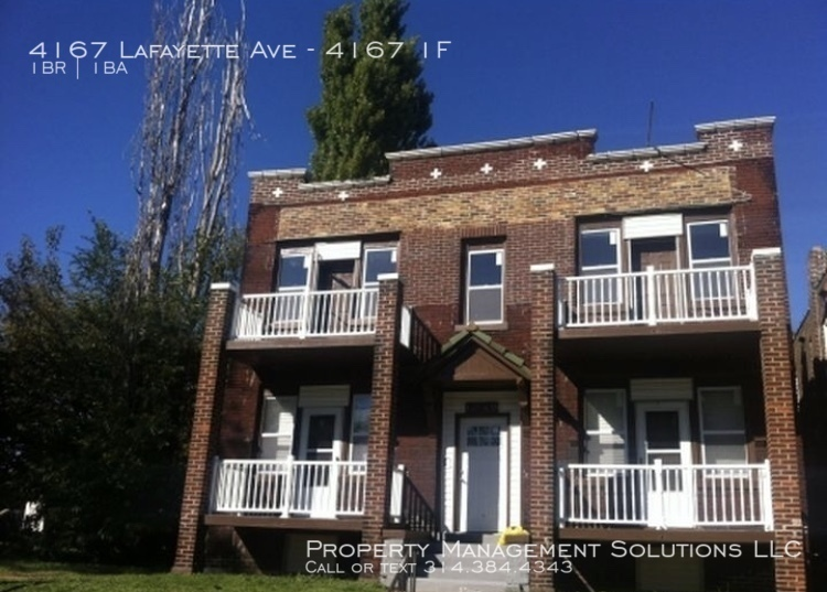 4167 Lafayette Ave Free December Rent!!!