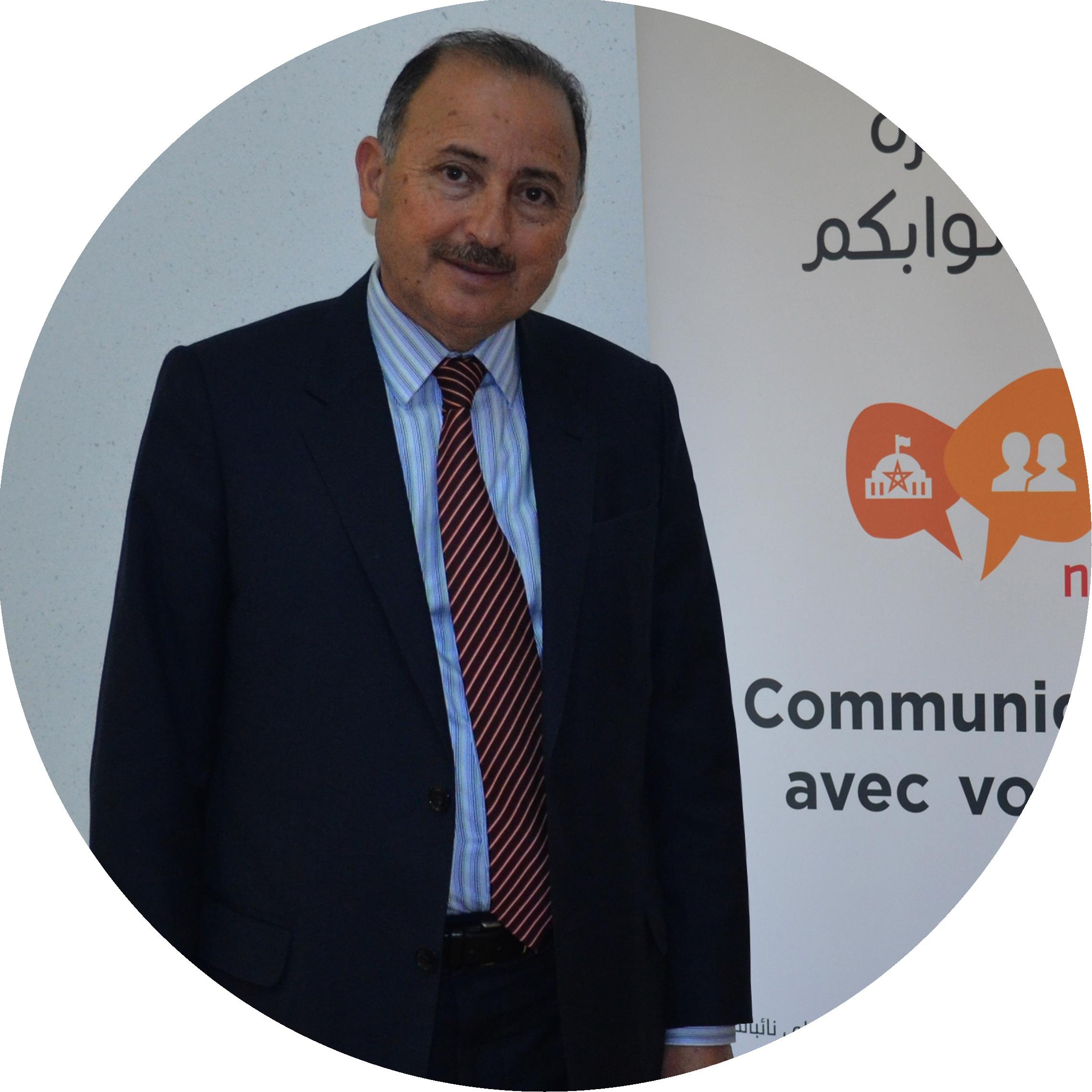 Mohamed Chrourou