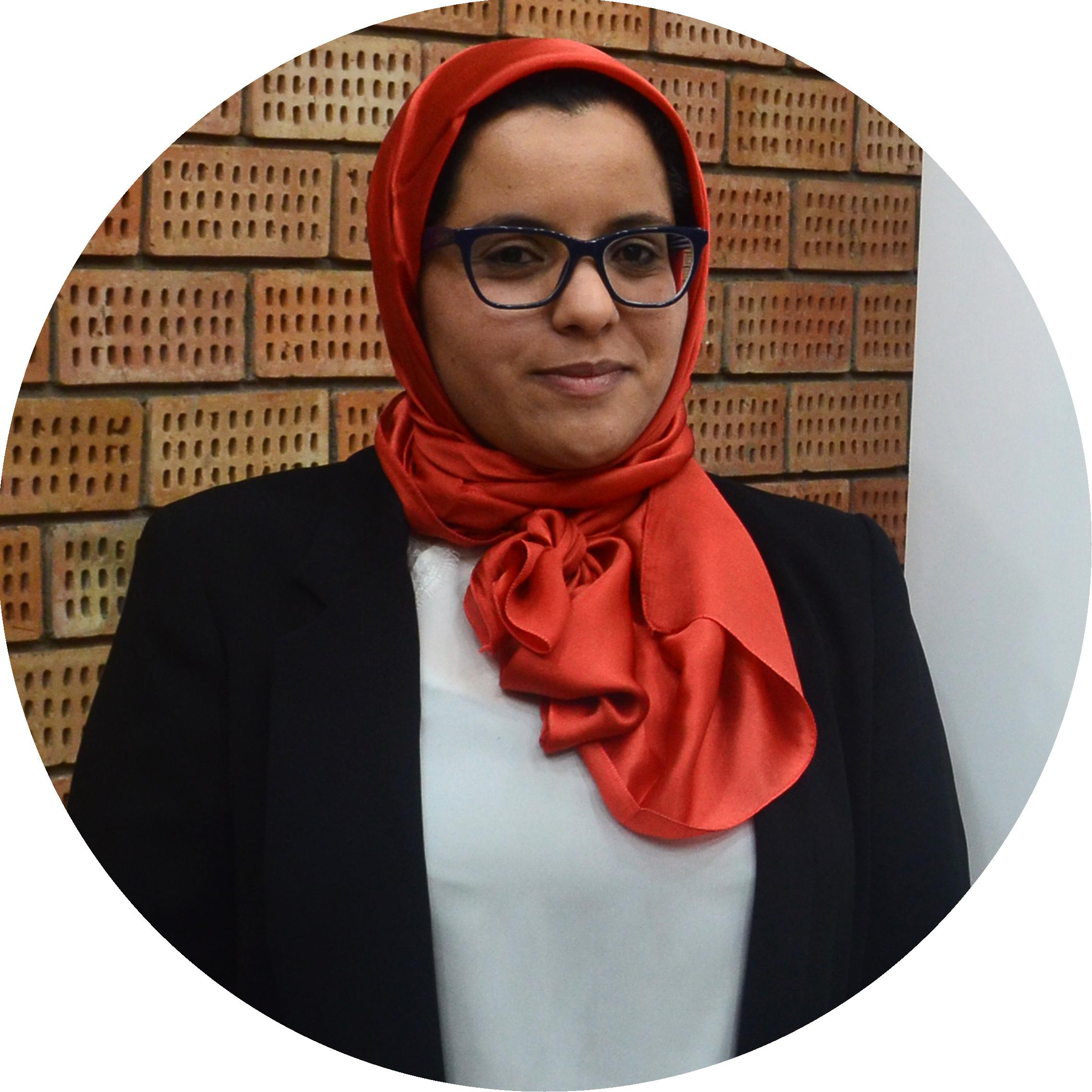 Fatima Ezzahra Nazih