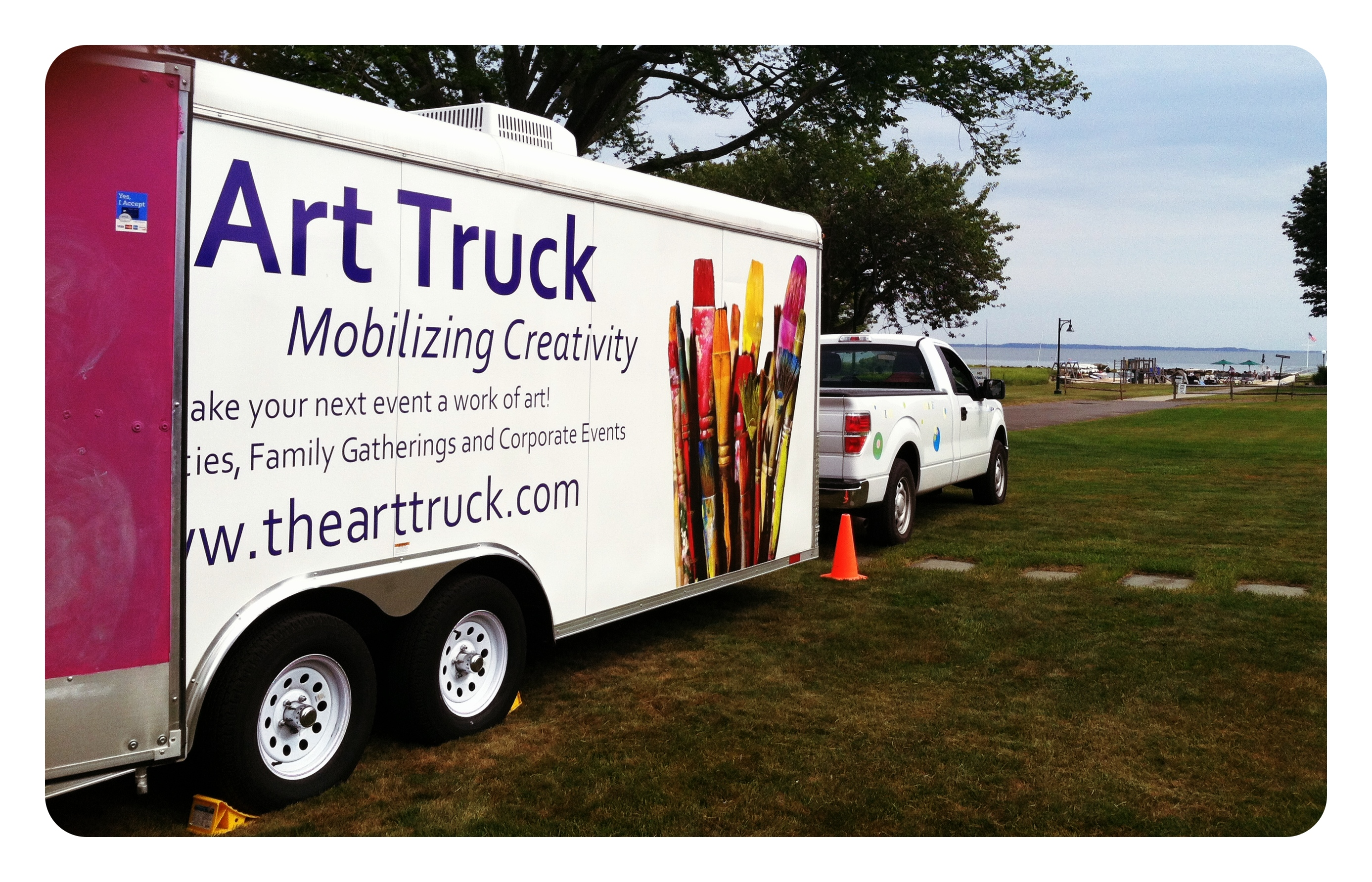 The Art Truck Mobilizing Creativity