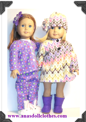 Anas Doll Clothes