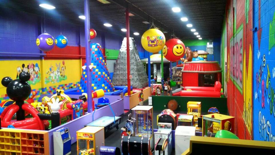 Bounce Town Usa The Best Places Activities And Fun For
