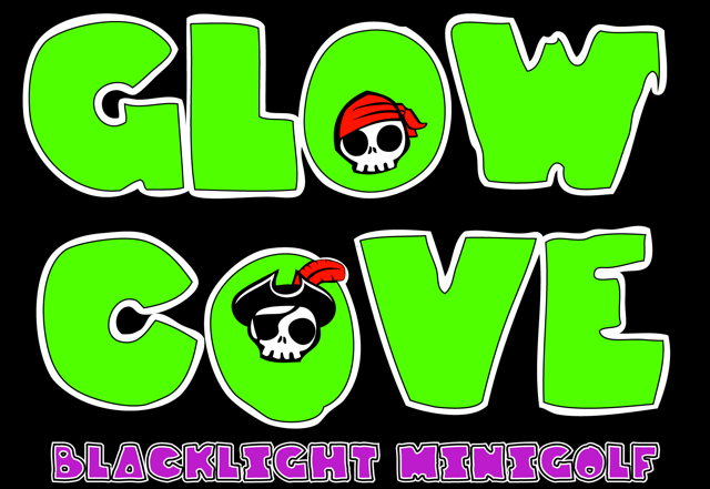 Blacklight Mini-Golf