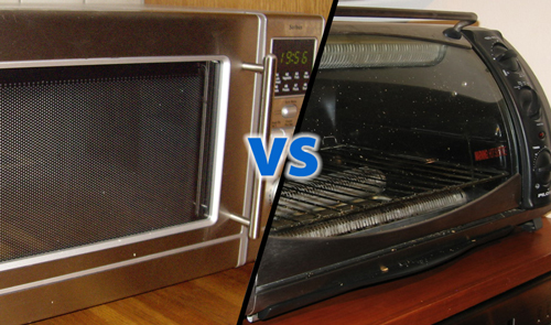 Sustainability Showdown Microwave Vs Toaster Oven By