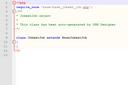 Skipper CakePHP definitions export result
