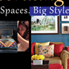 Decorating Small Spaces Website Banner Templates: Small Banners for Branding and Marketing