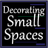 Decorating Small Spaces Branding. Small Logo. Design Development B. Image size: 100x100 px