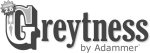 Greytness by Adammer - Clean, simple, and FREE - XHTML W3C, CSS