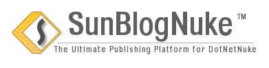 SunBlogNuke Logo