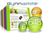 Dynamic W3C Skins 6.1 :: 12 Colours