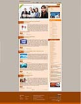 SunBlogNuke Theme DNNLight_Orange + Free W3C XHTML/CSS validated,100% Tableless,Fully Div Based Skin