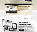 Software Beige  Mobile and Desktop Responsive Skin & MGS Module & Typography  Portal Templates
