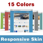 Advance Skin (15 Colors) // Grid Responsive // Mobile HTML5 // Bootstrap Typography // DNN 5/6/7