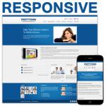 Vitality_Cool Blue Responsive Skin / HTML5 & CSS3 / Slider / Bootstrap / Mobile / Corporate skin