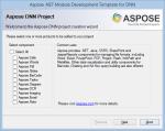 Aspose .NET Module Development Template for DNN