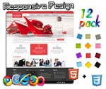 Business Pack  20130-Responsive/Mobile/PC Skin