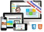 Unlimited Responsive 023 Blog / Portfolios / PageTemplate / Banner Module / Forms / Bootstrap