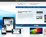 Wavy XHTML W3C Skins