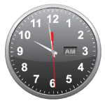 TanLD Time Zone Clocks