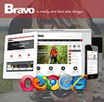 Bravo Skin // Responsive // Unlimited Colors // Bootstrap 3 // Retina // Site Template // DNN 6/7