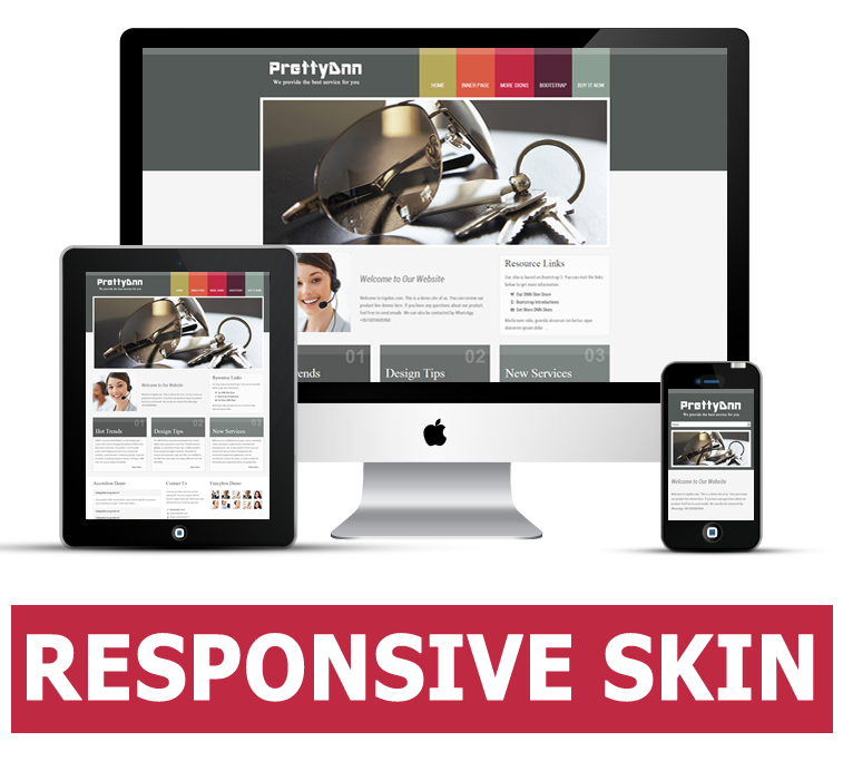 DNN Store > Home > Product Details > Company Responsive Skin