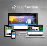 Multifunction V2 Theme // Responsive // Bootstrap 3 // Unlimited Colors // Retina // Site Template