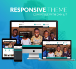 Charity Theme BD004 Teal / Education / Business / Kids / Slider / Mega Menu / Parallax / Bootstrap