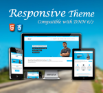 Nice // 10 Colors Theme // Ultra Responsive // Retina Ready // Bootstrap // DNN 6.x & 7.x