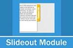 DNNSmart Slideout Module 1.1.1 - Slide out, floating, Float, Contact, Localization, Azure Compatible