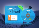 xEvent 2.1 / Events / TimeLine / Calendar / AccordionEvent / DNN8 / Azure (25% off)
