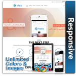 Metis Responsive Theme (1.10) / Unlimited Colors / Mega Menu / 200+ Google Fonts / DNN 7, 8 & 9 Skin