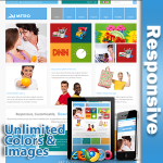 Metro  Responsive Theme (3.10) / Unlimited Colors / Mega Menu / 200+ Google Fonts / DNN 7, 8 & 9