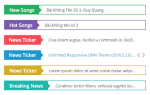 News Ticker V02.02 / DNN 7.X & 8.X